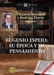 Artículo en el libro «Eugenio Espejo y su pensamiento».